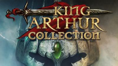 King Arthur: The Role Playing Wargame Complete