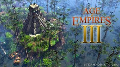 Age Of Empire 3 Completed
