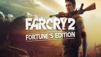 Far Cry 2 Fortune's Edition cover