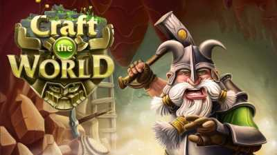 Craft The World cover