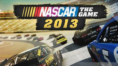 NASCAR The Game cover