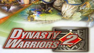 Dynasty Warriors 2 cover