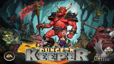 Dungeon Keeper Gold cover