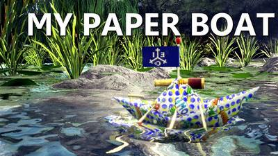 My Paper Boat cover