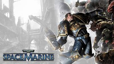 Warhammer 40000: Space Marine Completed cover