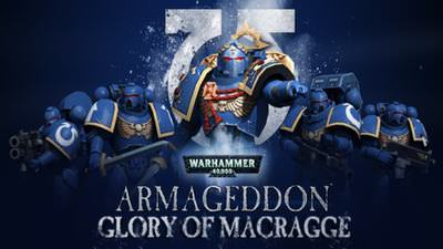 Warhammer 40000: Armageddon - Glory of Macragge cover