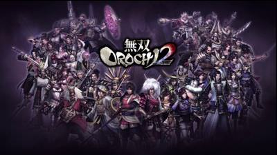 Warriors Orochi 2 cover