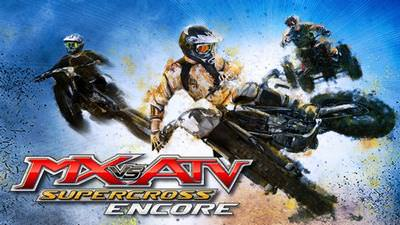 MX vs ATV Supercross Encore Edition cover