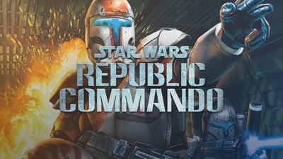 Star Wars Republic Commando cover