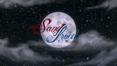 Sang Froid Tales of Werewolves cover