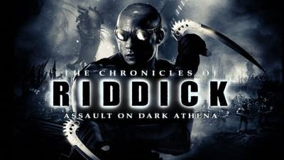 The Chronicles of Riddick: Assault on Dark Athena cover