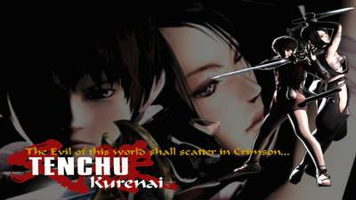 Tenchuu Kurenai Portable cover