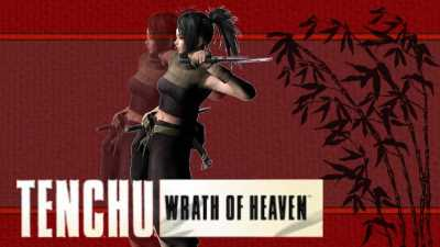 Tenchu: Wrath of Heaven cover