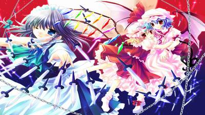 Touhou 10.5 - Scarlet Weather Rhapsody