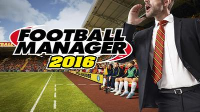 Football Manager 2016 ( 2015 ) cover