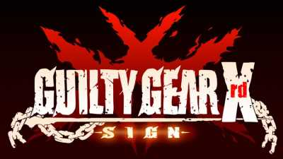 GUILTY GEAR Xrd -SIGN- cover