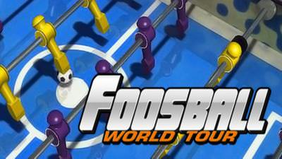 Foosball: World Tour Complete cover