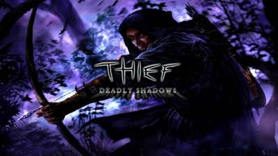 Thief 3: Deadly Shadows cover