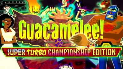 Guacamelee! Super Turbo Championship Edition cover