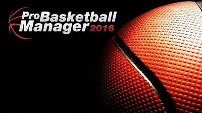 Pro Basketball Manager cover