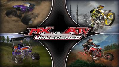 MX vs ATV Unleashed cover