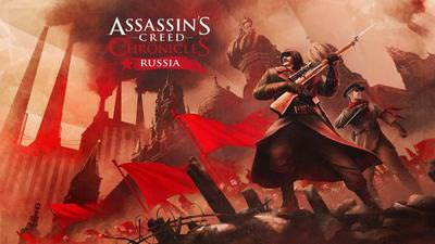 Assassin's Creed Chronicles: Russia cover