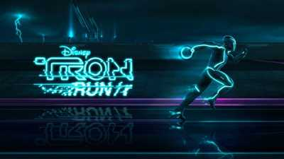 Tron Run/r cover