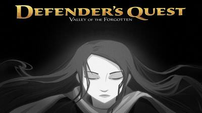 Defender's Quest: Valley of the Forgotten cover