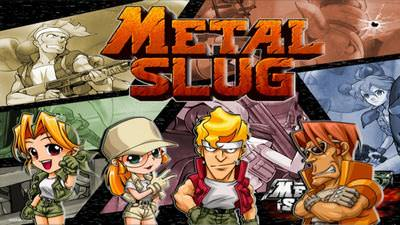 Metal Slug Collection