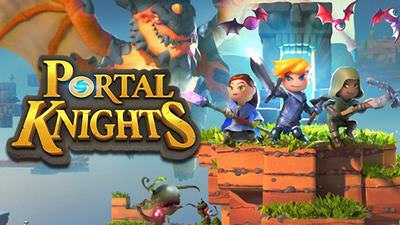 Portal Knights Early Access cover