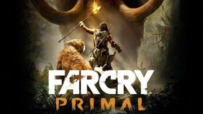 Far Cry Primal cover