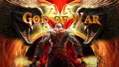 God Of War 1 cover