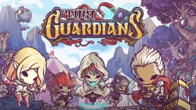 Tiny Guardians cover