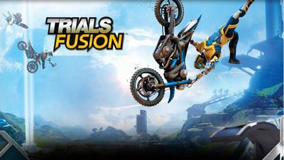 Trials Fusion - The Awesome MAX Edition cover