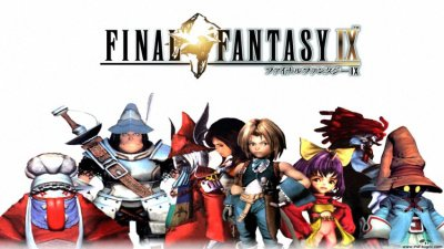 Final Fantasy 9 cover