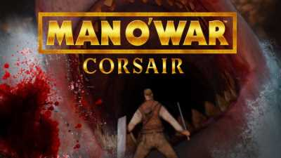 Man O' War: Corsair - Warhammer Naval Battles cover