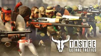 TASTEE: Lethal Tactics cover