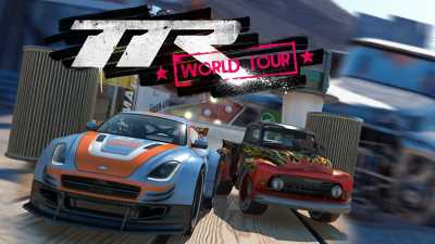 Table Top Racing: World Tour cover