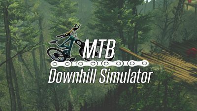MTB Downhill Simulator cover