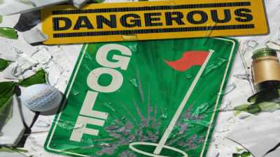 Dangerous Golf cover