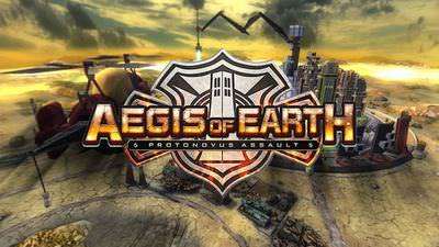 Aegis of Earth: Protonovus Assault cover