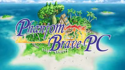 Phantom Brave PC cover