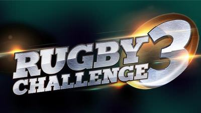 Rugby Challenge 3 cover
