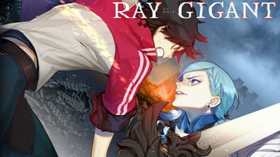 Ray Gigant cover