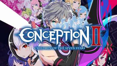 Conception 2: Children of the Seven Stars cover