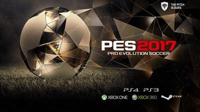 PES 2017 (2016) cover