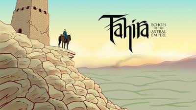 Tahira: Echoes of the Astral Empire cover