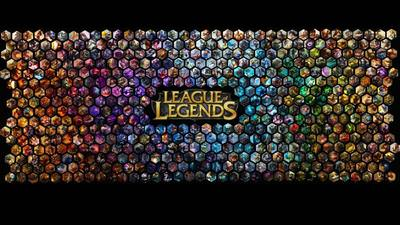 Leauge of Legends cover