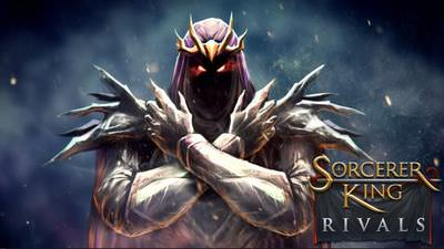 Sorcerer King: Rivals cover
