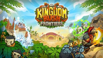 Kingdom Rush Frontiers cover